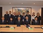 2014年3月14日慈濟大學與上海中醫藥大學簽署姊妹校合約, […]